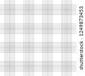 tartan traditional checkered...   Shutterstock . vector #1249873453