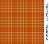 tartan traditional checkered...   Shutterstock . vector #1249873459