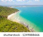 noosa national park aerial view ... | Shutterstock . vector #1249888666