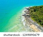 noosa national park aerial view ... | Shutterstock . vector #1249890679