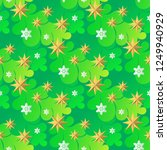 seamless pattern decorative... | Shutterstock .eps vector #1249940929