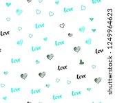 light green vector seamless... | Shutterstock .eps vector #1249964623