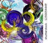 seamless background pattern ... | Shutterstock .eps vector #1250054449