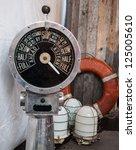 Ship Engine Telegraph  Three...