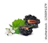 fresh  sweet and tasty... | Shutterstock .eps vector #1250091379