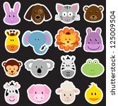 adorable,africa,animal,ape,barnyard,barnyard animals,bear,bird,bright,bunny,cartoon,cat,chicken,colorful,cow