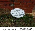 Help Us Keep The Deer Out...