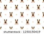 vector cartoon character great... | Shutterstock .eps vector #1250150419