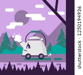 associative illustration. a... | Shutterstock .eps vector #1250194936