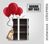 boxing day sale | Shutterstock .eps vector #1250199856