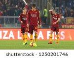 rome  italy   december 2 2018 ... | Shutterstock . vector #1250201746