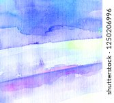 hand painted ink texture.... | Shutterstock . vector #1250206996