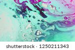 hand painted ink texture.... | Shutterstock . vector #1250211343
