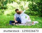 modern online business.... | Shutterstock . vector #1250226673