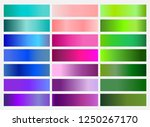 trendy texture background set.... | Shutterstock .eps vector #1250267170