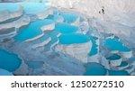 Natural Travertine Pools In...