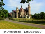 moszna  poland  july 5  2015 ... | Shutterstock . vector #1250334010