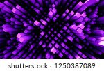 beautiful white fantasy... | Shutterstock . vector #1250387089