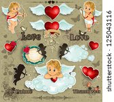 Set Cupid Hearts And...