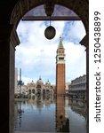 venice  italy   november 27 ... | Shutterstock . vector #1250438899