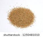 heap of organic natural sesame... | Shutterstock . vector #1250481010