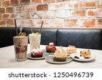 Set Of Dessert Consist Of...