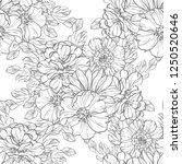 abstract elegance seamless... | Shutterstock .eps vector #1250520646