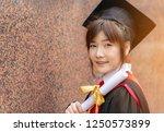 happy graduation day. happy... | Shutterstock . vector #1250573899