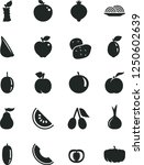solid black vector icon set  ...   Shutterstock .eps vector #1250602639