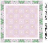 decorative colorful geometric... | Shutterstock .eps vector #1250660560