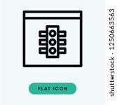 status vector icon