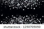 magic blizzard illustration... | Shutterstock .eps vector #1250705050