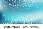 snow blizzard effect. bbright ... | Shutterstock .eps vector #1250705053