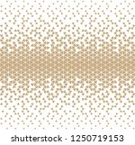 abstract geometric hipster... | Shutterstock .eps vector #1250719153