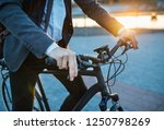 midsection of businessman... | Shutterstock . vector #1250798269