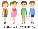 it is an illustration of... | Shutterstock .eps vector #1250801146