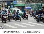 ho chi minh city  saigon ... | Shutterstock . vector #1250803549