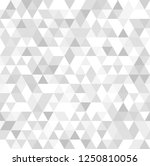 clear mosaic abstract seamless... | Shutterstock . vector #1250810056