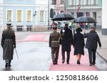 06.12.2018. riga  latvia.... | Shutterstock . vector #1250818606