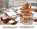 traditional german christmas... | Shutterstock . vector #1250830270