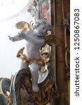 bronnbach  germany   july 07 ... | Shutterstock . vector #1250867083