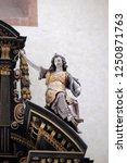 bronnbach  germany   july 07 ... | Shutterstock . vector #1250871763