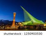 kobe  hyogo  japan   november... | Shutterstock . vector #1250903530