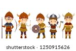 illustration of stickman kids... | Shutterstock .eps vector #1250915626