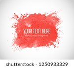 abstract background with coral  ... | Shutterstock .eps vector #1250933329