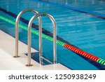 detail from swimming pool with... | Shutterstock . vector #1250938249