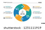 six elements of money growing... | Shutterstock .eps vector #1251111919