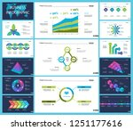creative infographic diagrams... | Shutterstock .eps vector #1251177616