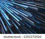 3d illustration. abstract image ... | Shutterstock . vector #1251273520