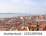 lisbon  portugal   november 15  ... | Shutterstock . vector #1251289336